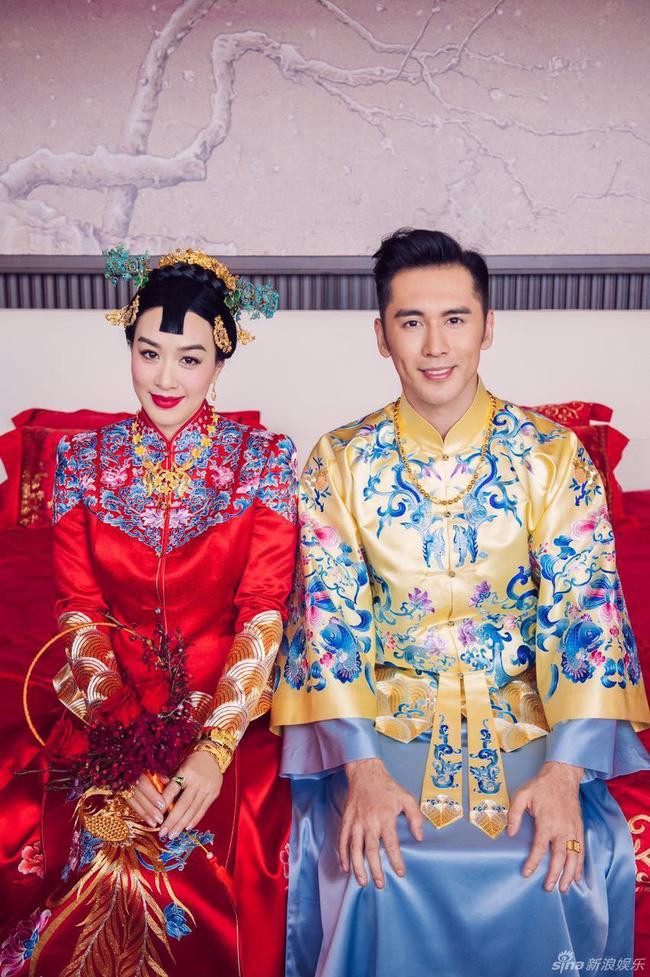 Làng giải trí Hoa ngữ 2016: Đám cưới chóng vánh, ngoại tình thả phanh - Ảnh 10.
