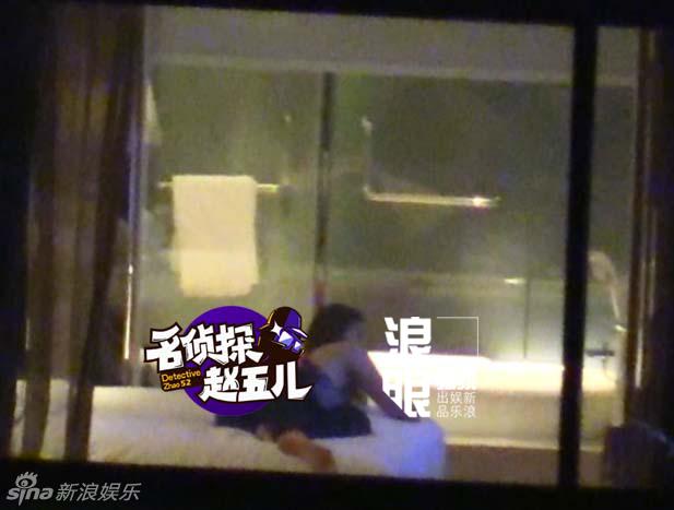 Lừa dối vợ đang mang thai, soái ca cầu lông Trung Quốc đi khách sạn hú hí với Hoa hậu - Ảnh 5.