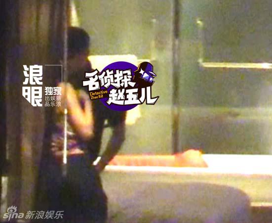 Lừa dối vợ đang mang thai, soái ca cầu lông Trung Quốc đi khách sạn hú hí với Hoa hậu - Ảnh 4.