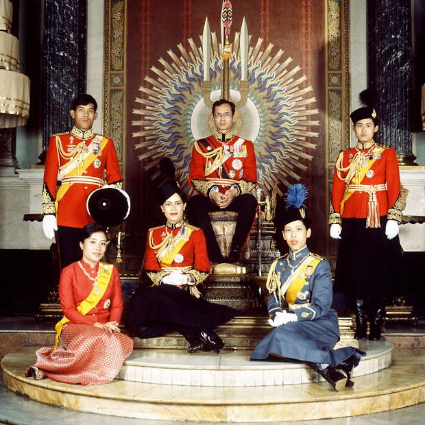 Chân dung 3 công chúa của Quốc vương Thái Lan - Ảnh 1.