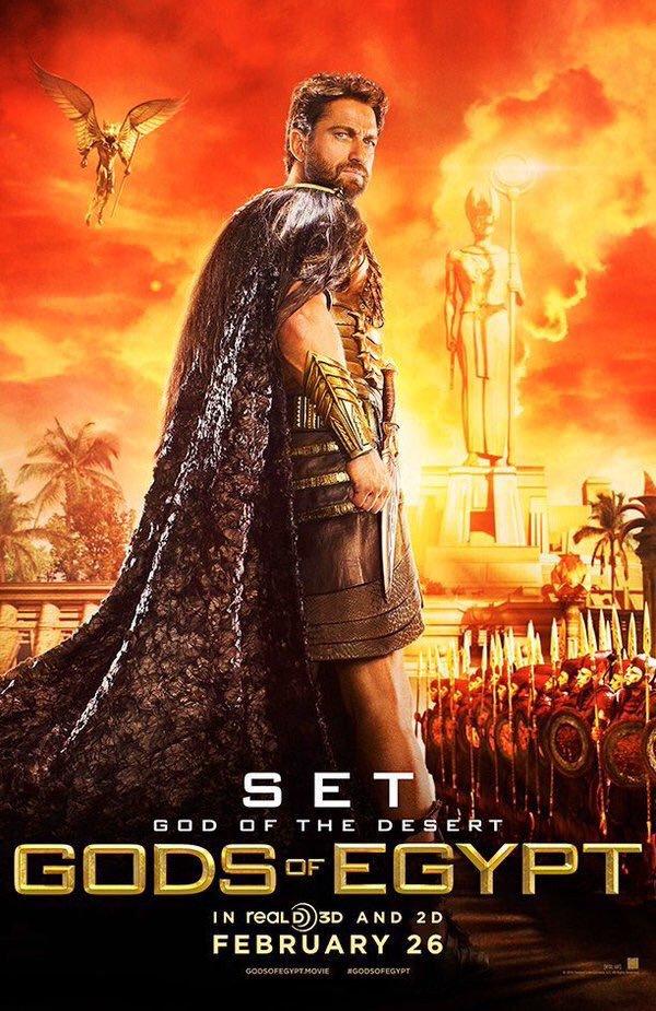 Phim thần thoại Gods of Egypt và những chuyện bây giờ mới kể - Ảnh 8.