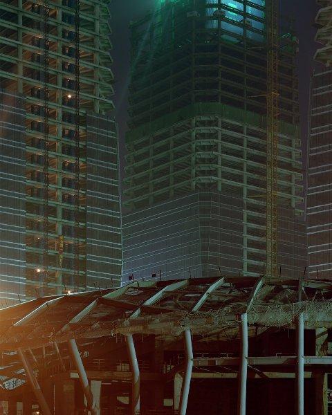 """12 bức ảnh về những """"thành phố ma"""" tại Trung Quốc - Ảnh 8."""