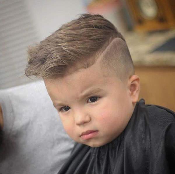 14 cậu nhóc để tóc chất đến nỗi người lớn cũng phải chào thua - Ảnh 6.
