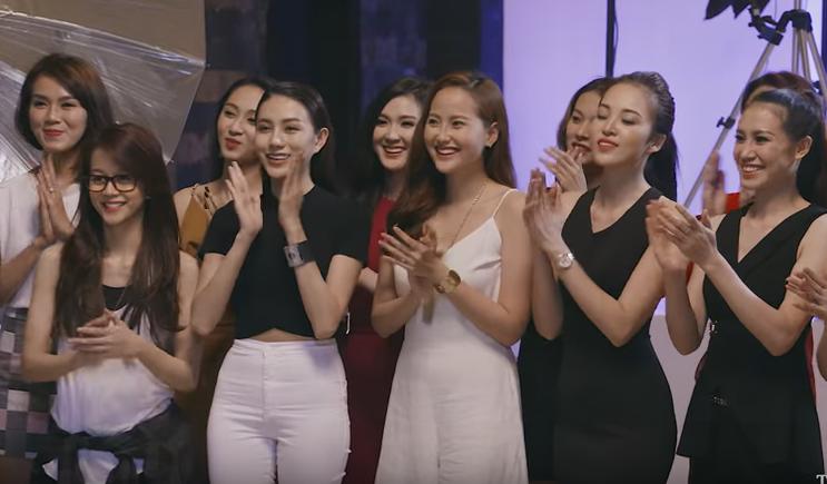 An Nguy thi The Face: Lớn tuổi nhất, thấp nhất, và cá tính khiến Phạm Hương, Lan Khuê phải tranh giành - Ảnh 2.