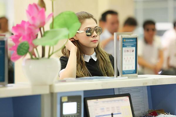 Thanh Thảo mang 200kg hành lý ra Hà Nội để phục vụ cho liveshow - Ảnh 8.