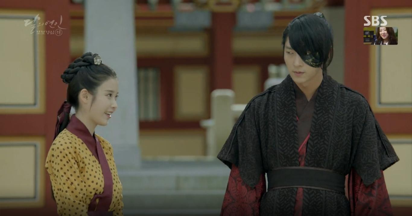 Moon Lovers: Tứ hoàng tử Lee Jun Ki chính thức hạ chiếc mặt nạ trước mặt IU - Ảnh 27.