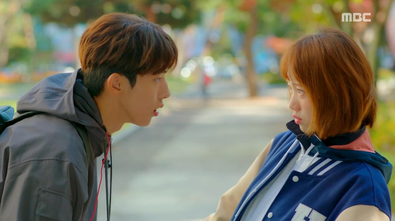 """""""Tiên Nữ Cử Tạ"""": Lee Sung Kyung và Nam Joo Hyuk chưa gì đã thành """"oan gia ngõ hẹp"""" - Ảnh 12."""