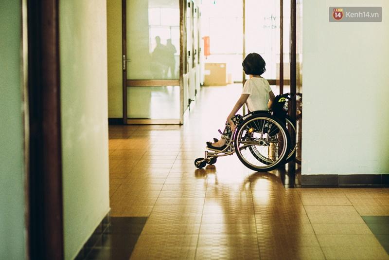Chùm ảnh xúc động về nét đẹp của những người phụ nữ khuyết tật trên sàn diễn thời trang ở Sài Gòn - Ảnh 13.