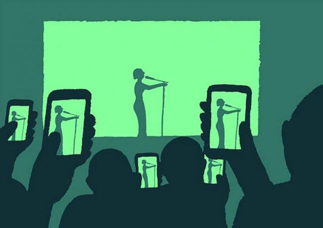 Bộ tranh: Giật mình với hình ảnh của mỗi chúng ta trong thời đại công nghệ - Ảnh 19.
