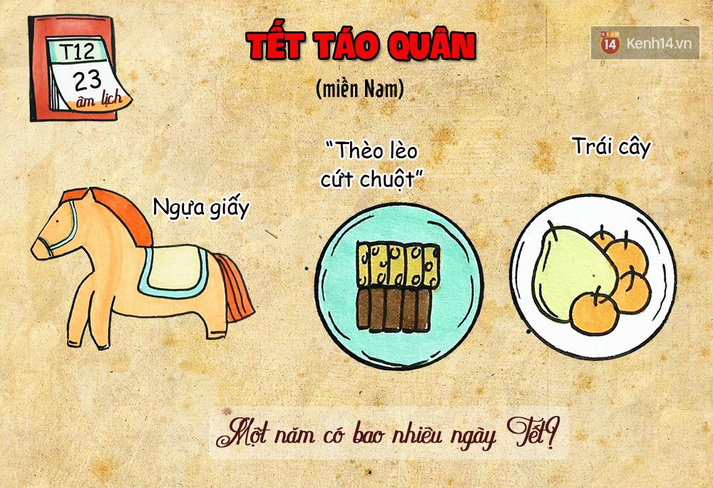 Đố bạn: 1 năm người Việt có bao nhiêu ngày Tết? - Ảnh 13.