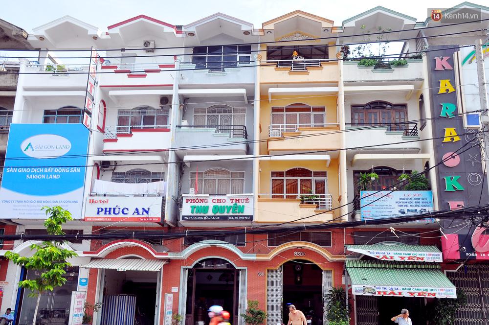Những khu phố đồng phục thú vị ở Sài Gòn với dãy nhà giống hệt nhau - Ảnh 9.