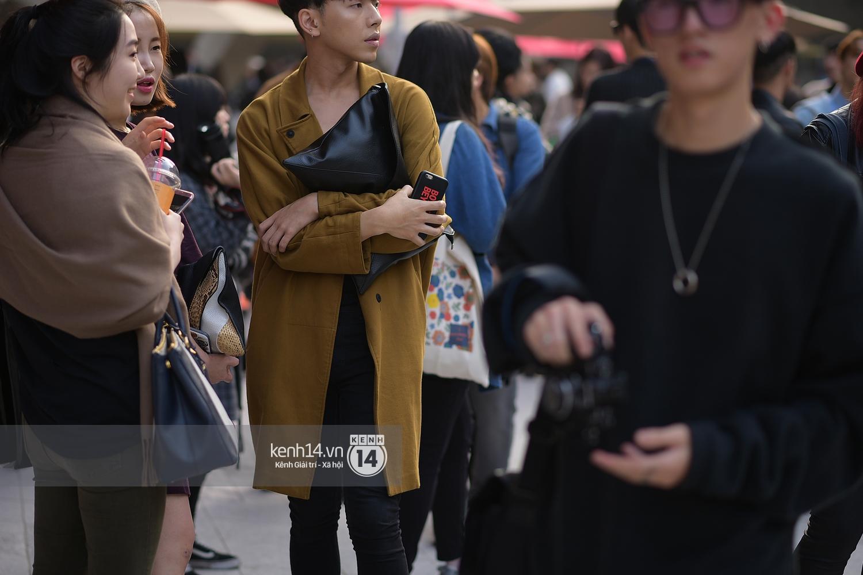 Hoàng Ku, Châu Bùi, Min xuất hiện cực nét cùng fashionista Hàn tại Tuần lễ thời trang ngày 3 - Ảnh 11.