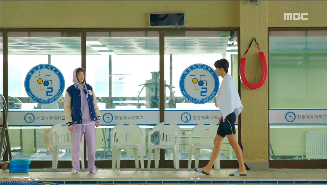 """""""Tiên Nữ Cử Tạ"""": Lee Sung Kyung và Nam Joo Hyuk chưa gì đã thành """"oan gia ngõ hẹp"""" - Ảnh 14."""