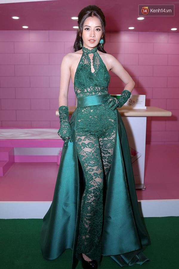 Chi Pu trên thảm đỏ Asia Artist Awards: Thật may mắn vì lần này Chi mặc đẹp! - Ảnh 6.