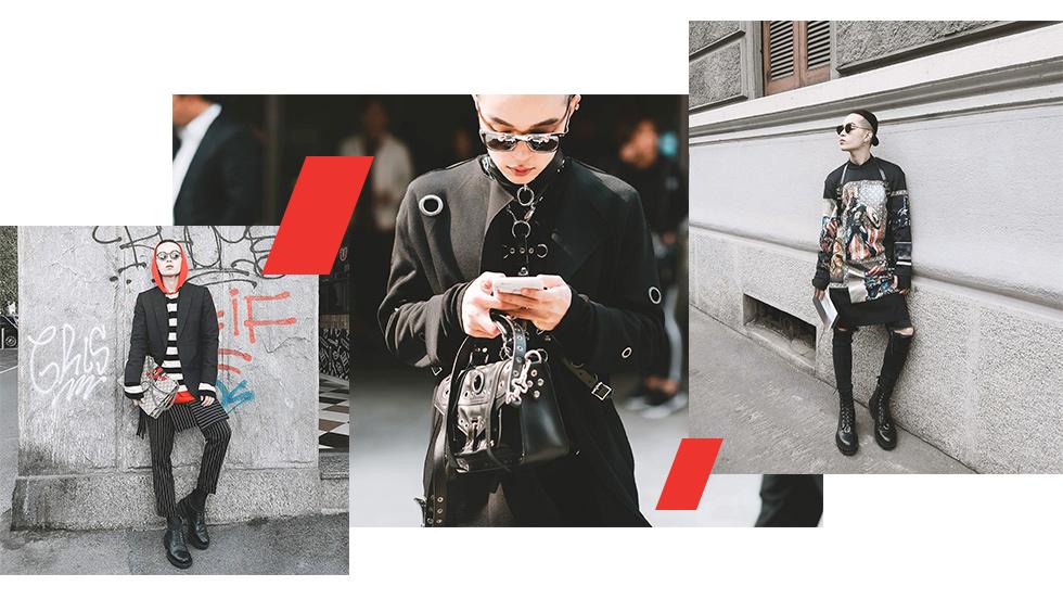 Fashionista Việt đi khắp các Tuần lễ thời trang thế giới: Tay xách nách mang, bao nhiêu là đủ? - Ảnh 4.