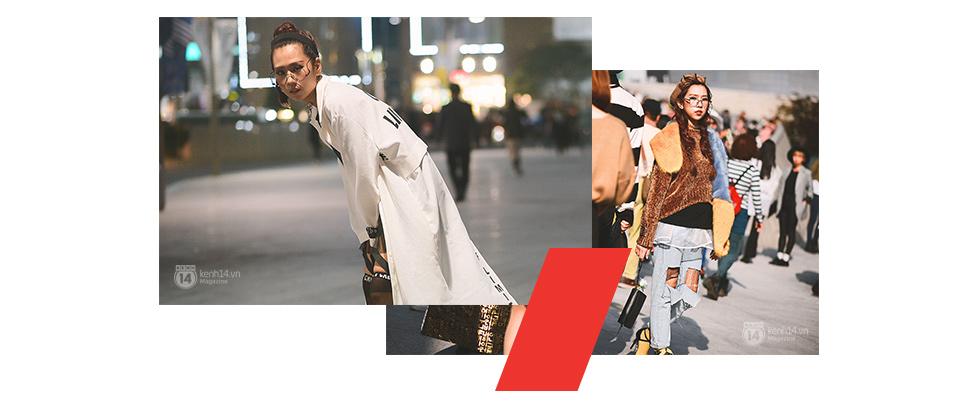 Fashionista Việt đi khắp các Tuần lễ thời trang thế giới: Tay xách nách mang, bao nhiêu là đủ? - Ảnh 5.