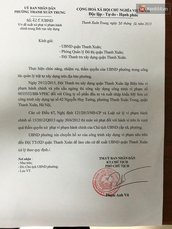 Hà Nội: Tạm đình chỉ tòa nhà bị sập giàn giáo khiến 7 người thương vong - Ảnh 4.