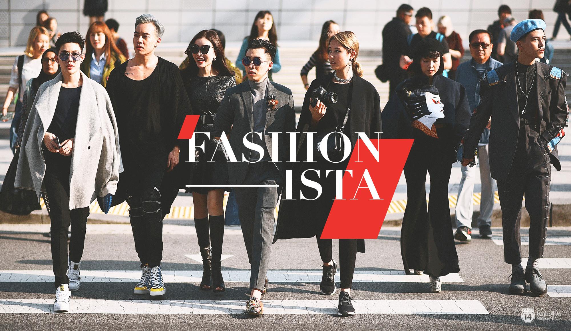 Fashionista Việt đi khắp các Tuần lễ thời trang thế giới: Tay xách nách mang, bao nhiêu là đủ? - Ảnh 7.