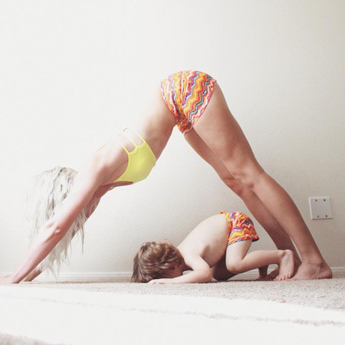 Bộ ảnh Yoga tuyệt đẹp phá vỡ mọi giới hạn tâm lý - Ảnh 8.