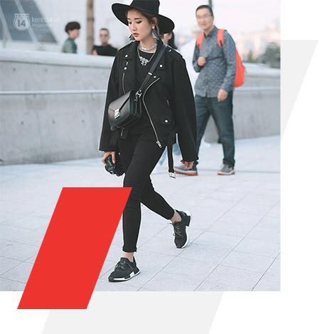 Fashionista Việt đi khắp các Tuần lễ thời trang thế giới: Tay xách nách mang, bao nhiêu là đủ? - Ảnh 9.