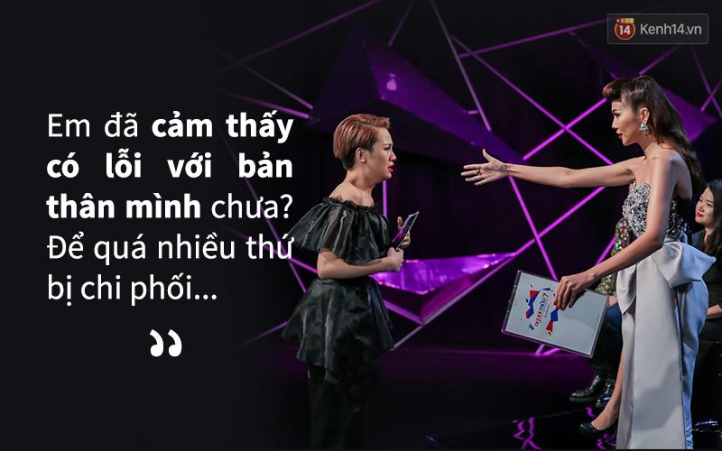 Cô giáo Thanh Hằng nói câu nào, thấm câu đó trong tập 3 Next Top - Ảnh 7.