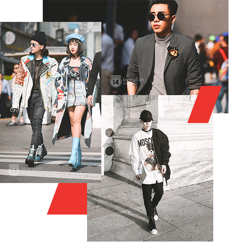 Fashionista Việt đi khắp các Tuần lễ thời trang thế giới: Tay xách nách mang, bao nhiêu là đủ? - Ảnh 11.
