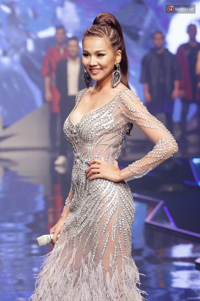 3 lần làm host, Thanh Hằng đều chọn hoa hậu làm Quán quân Next Top - Ảnh 1.