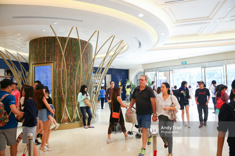 Có gì ở Saigon Centre/ Takashimaya - địa điểm đang hot nhất ở Sài Gòn - Ảnh 4.