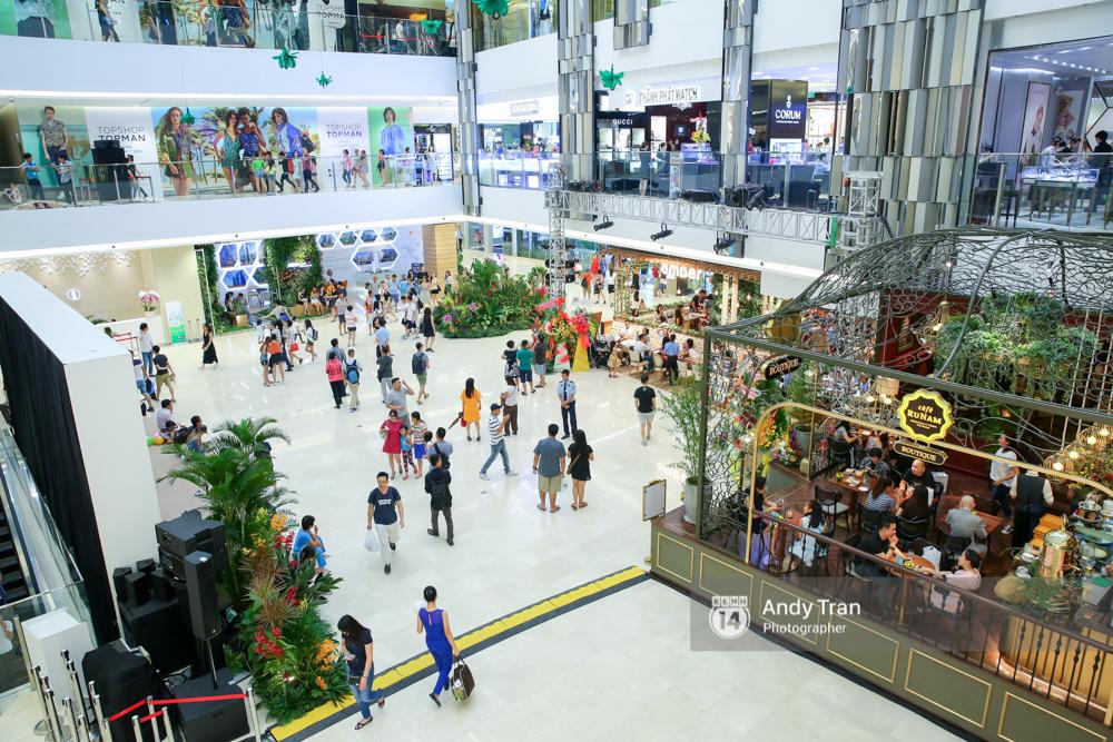Có gì ở Saigon Centre/ Takashimaya - địa điểm đang hot nhất ở Sài Gòn - Ảnh 7.