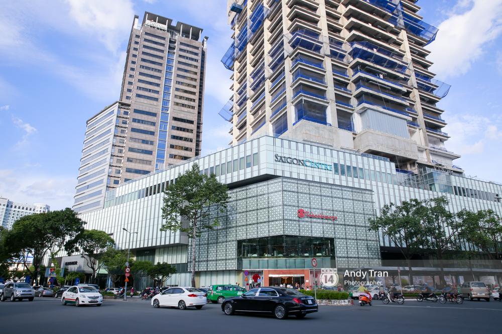 Có gì ở Saigon Centre/ Takashimaya - địa điểm đang hot nhất ở Sài Gòn - Ảnh 3.