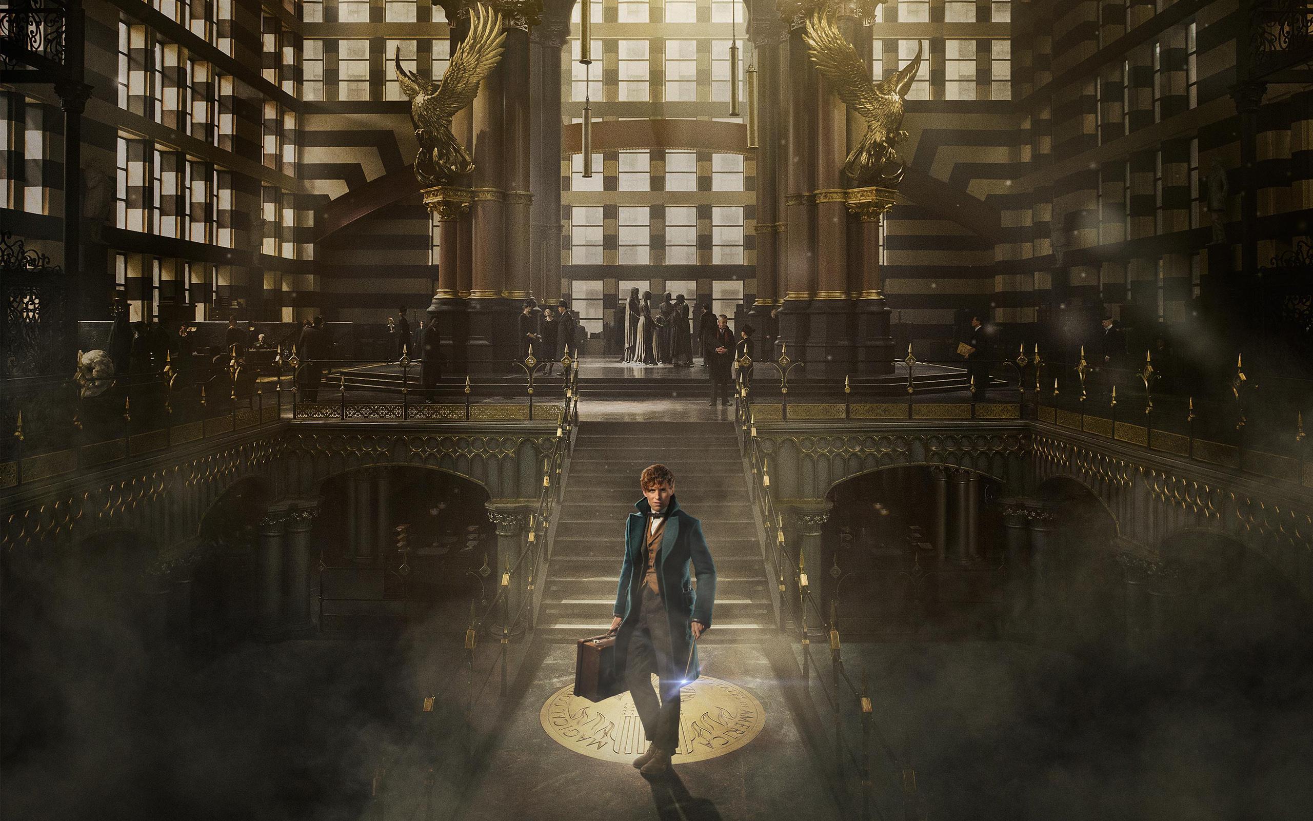 Fantastic Beasts and Where to Find Them – Chuyến tàu trở về với thế giới phù thủy đầy màu sắc - Ảnh 1.