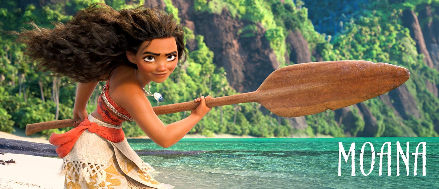 Moana - Chuyến ra khơi vĩ đại của nàng công chúa dũng cảm - Ảnh 2.