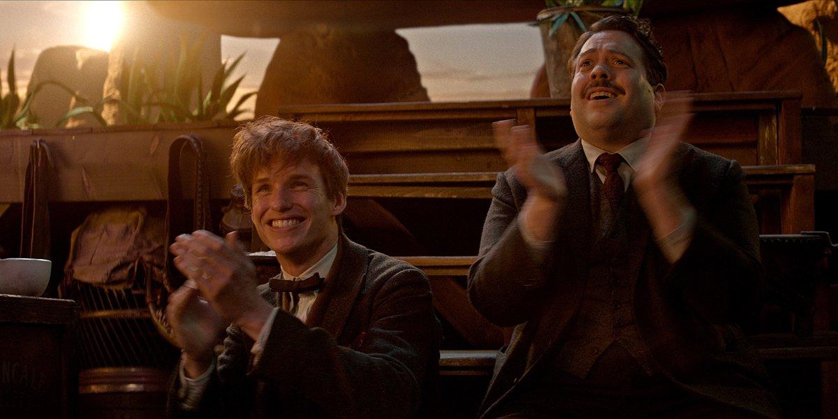 Fantastic Beasts and Where to Find Them – Chuyến tàu trở về với thế giới phù thủy đầy màu sắc - Ảnh 3.