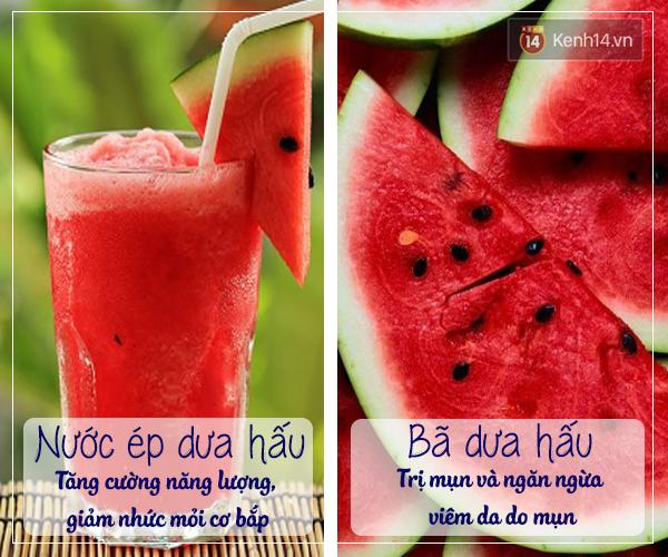 Trở nên xinh đẹp từ trong ra ngoài khi tận dụng các trái cây mùa hè - Ảnh 4.