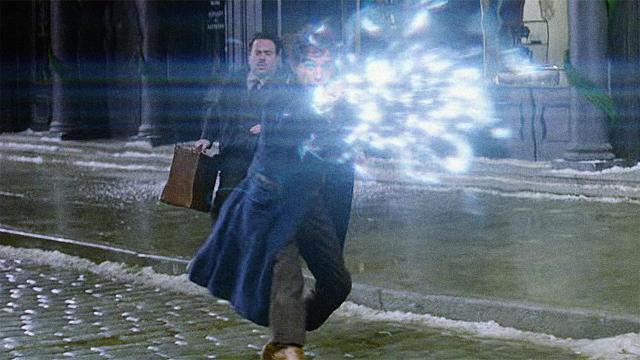 Fantastic Beasts and Where to Find Them – Chuyến tàu trở về với thế giới phù thủy đầy màu sắc - Ảnh 6.