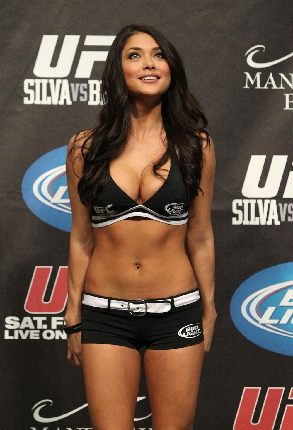 Yay or Nay Arianny Celeste Topless