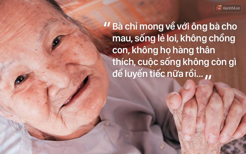 136 cụ bà không gia đình nương tựa nơi cửa chùa: Nơi người ta sợ nỗi cô đơn hơn cả cái chết... - Ảnh 12.