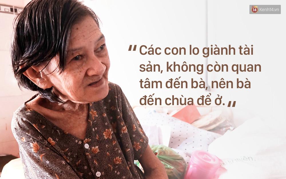 136 cụ bà không gia đình nương tựa nơi cửa chùa: Nơi người ta sợ nỗi cô đơn hơn cả cái chết... - Ảnh 8.