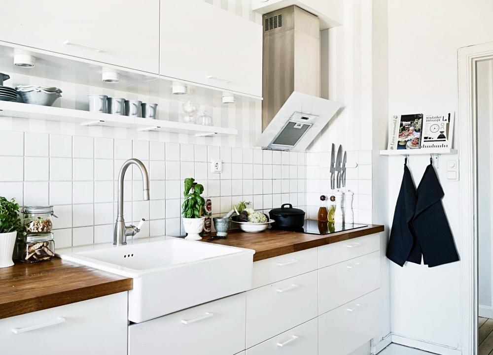 16 ý tưởng hay ho tân trang cho căn bếp ấm áp nhà bạn - Ảnh 11.