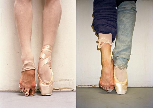 Vũ công ballet, thiên nga mang đôi bàn chân của quỷ dữ - Ảnh 1.