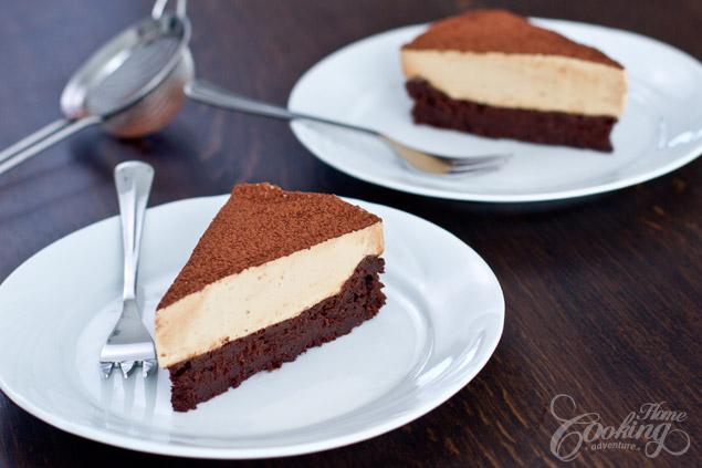Thơm mát bánh chocolate với mousse cà phê siêu mềm ẩm - Ảnh 14.