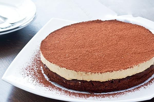 Thơm mát bánh chocolate với mousse cà phê siêu mềm ẩm - Ảnh 15.