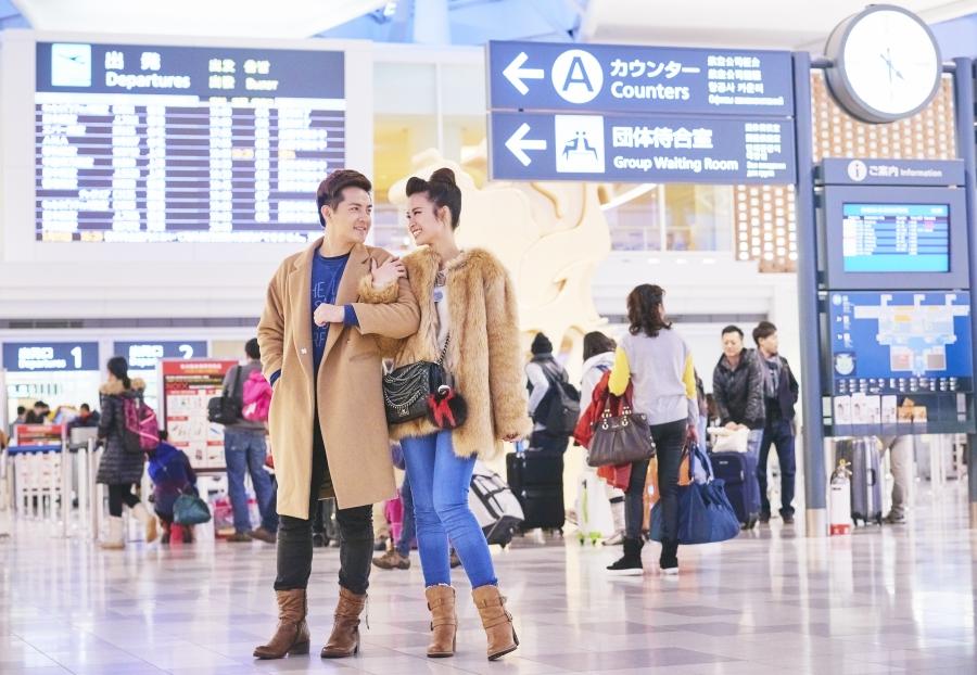Đông Nhi - Ông Cao Thắng sang Nhật Bản quay MV kỉ niệm 7 năm yêu nhau - Ảnh 7.