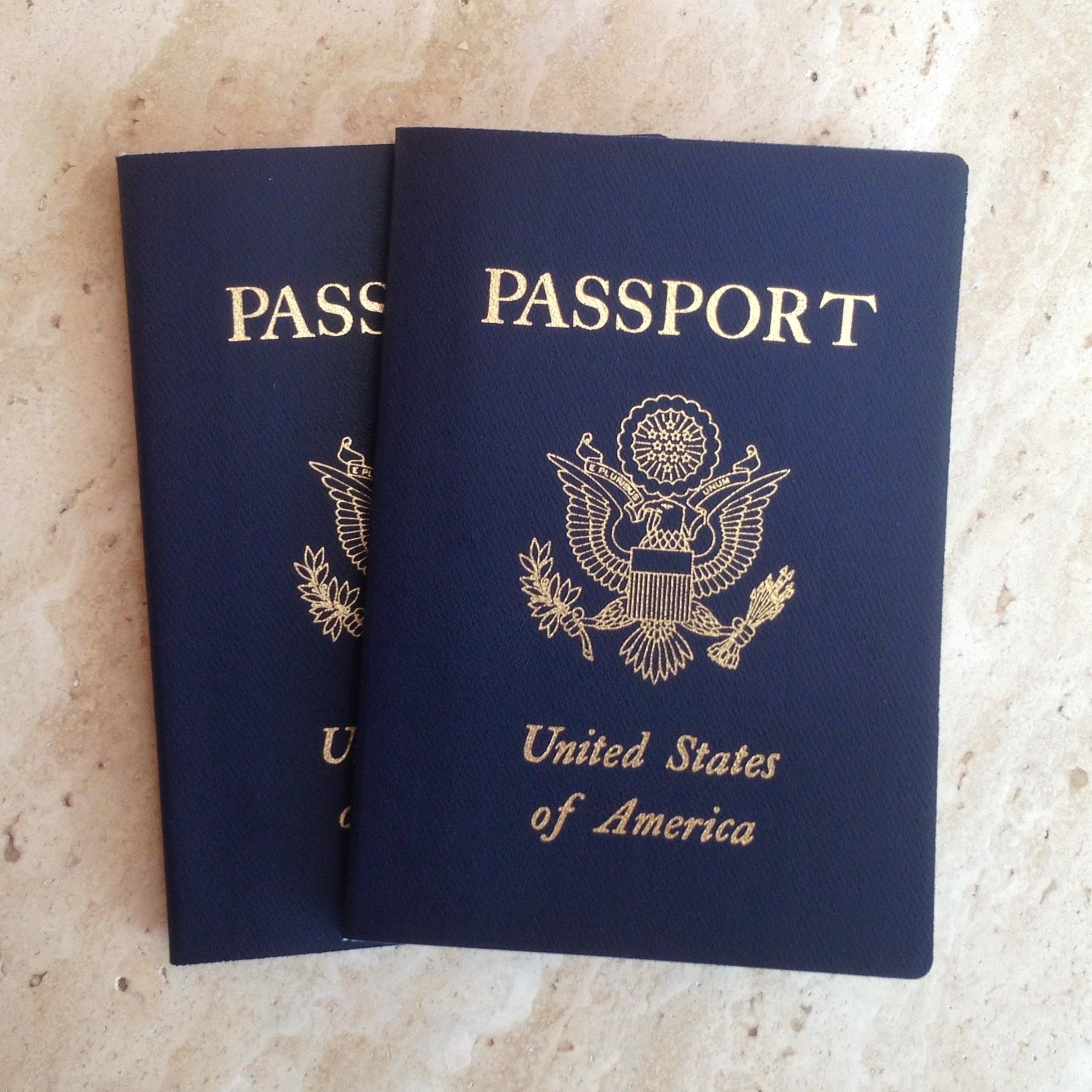 Bí mật về màu sắc trên cuốn hộ chiếu của các nước - Ảnh 3.