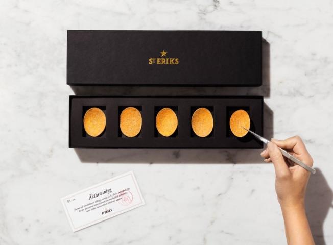 Hộp khoai tây 5 miếng quý tộc có giá tận 1,7 triệu đồng - Ảnh 1.