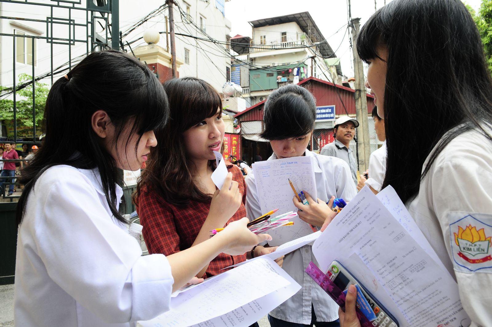 Những việc nên làm vào đêm trước kỳ thi THPT quốc gia để đạt hiệu quả tốt nhất - Ảnh 1.