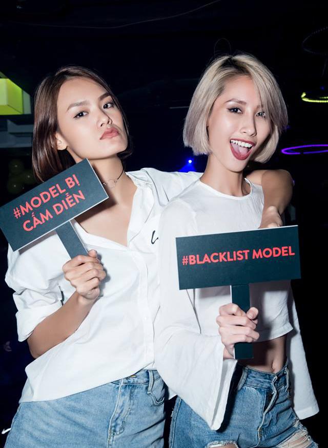 Dàn mẫu blacklist và cựu giám khảo Next Top mở đại hội ăn chơi nhảy múa, chặt chém lại vụ bị cấm diễn - Ảnh 7.