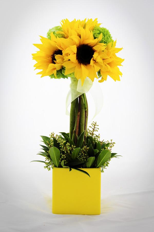 Học mót kiểu cắm hoa cực chất trang trí nhà ngày Tết - Ảnh 11.
