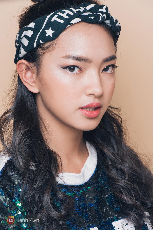Học hot girl Chou Chou cách make up ngọt ngào đúng kiểu Hàn Quốc để đón Tết - Ảnh 11.