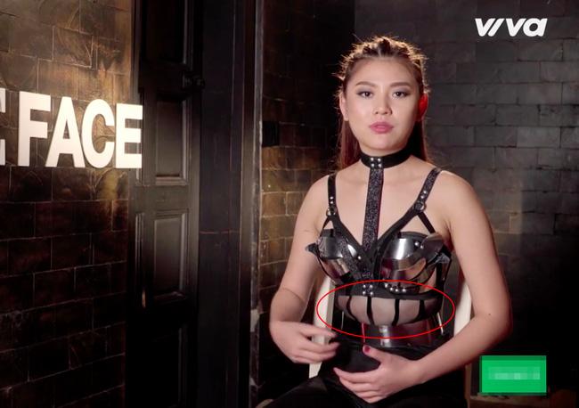 Là người mẫu 6 năm, đến nay Chúng Huyền Thanh đã giảm cân thành công trước thềm Chung kết The Face - Ảnh 1.